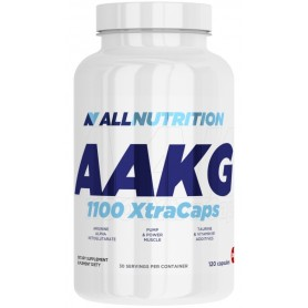 Allnutrition Muscle Pump Arginine AAKG Caps