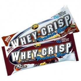 All Stars Whey-Crisp WHEY-CRISP PURE MILK CHOCOLATE PROTEIN BAR  24x50g