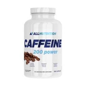 AllNutrition Caffeine 200 power