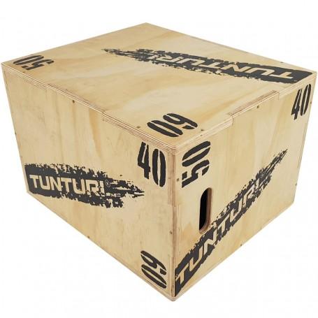 Tunturi Plyobox Holz