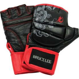 Bruce Lee MMA Martial Arts Boxhandschuhe Deluxe
