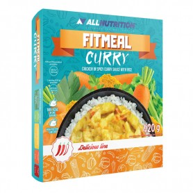 Allnutrition Fitmeal Curry