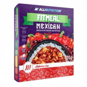 Allnutrition Fitmeal Mexican