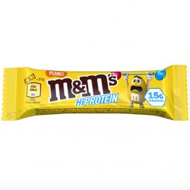 M&M's Hi Protein Bar Peanut