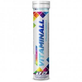 Allutrition Vitaminall Brausetabletten