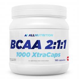 Allnutrition BCAA 2:1:1 1000 Xtra Caps