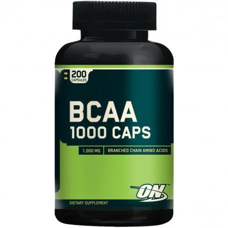 Optimum Nutrition BCAA 1000 400Kapseln
